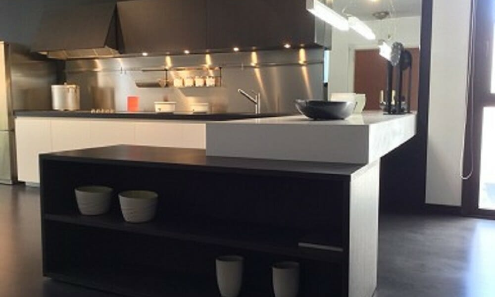 "Cucina ""BOFFI"" MOD.XILA 09 | Colombo Arredamenti"