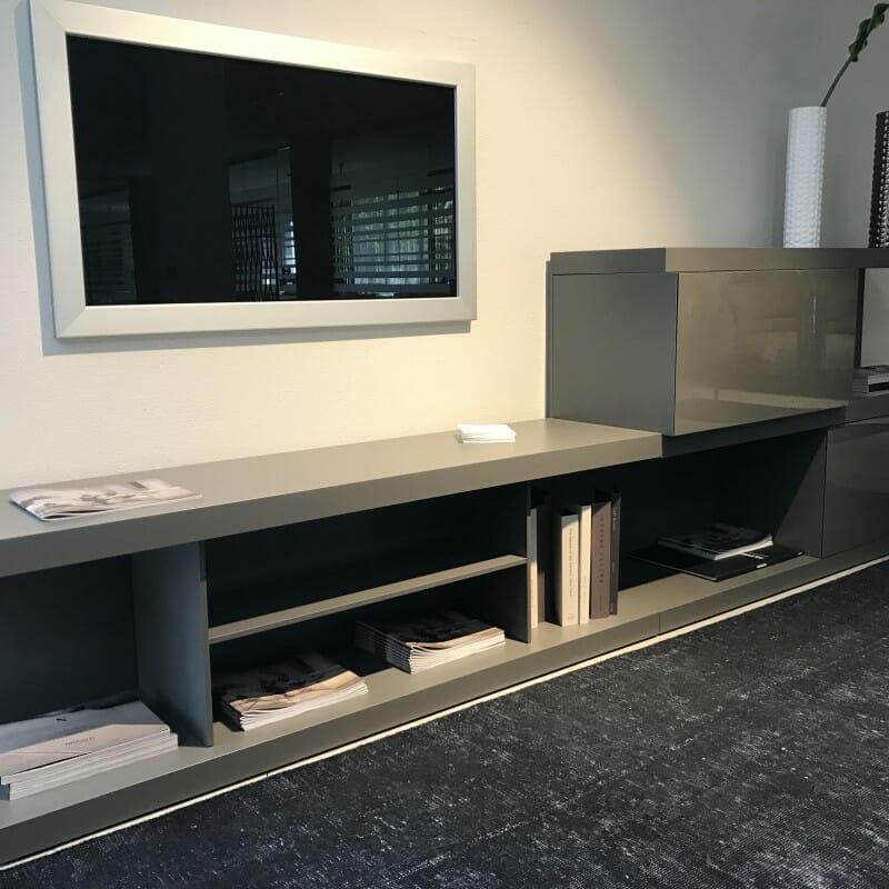 mobile contenitore tv kubika colombo arredamenti